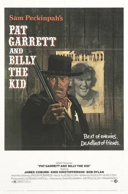 Pat Garrett and Billy the Kid/Ride The High Country Photos + Posters