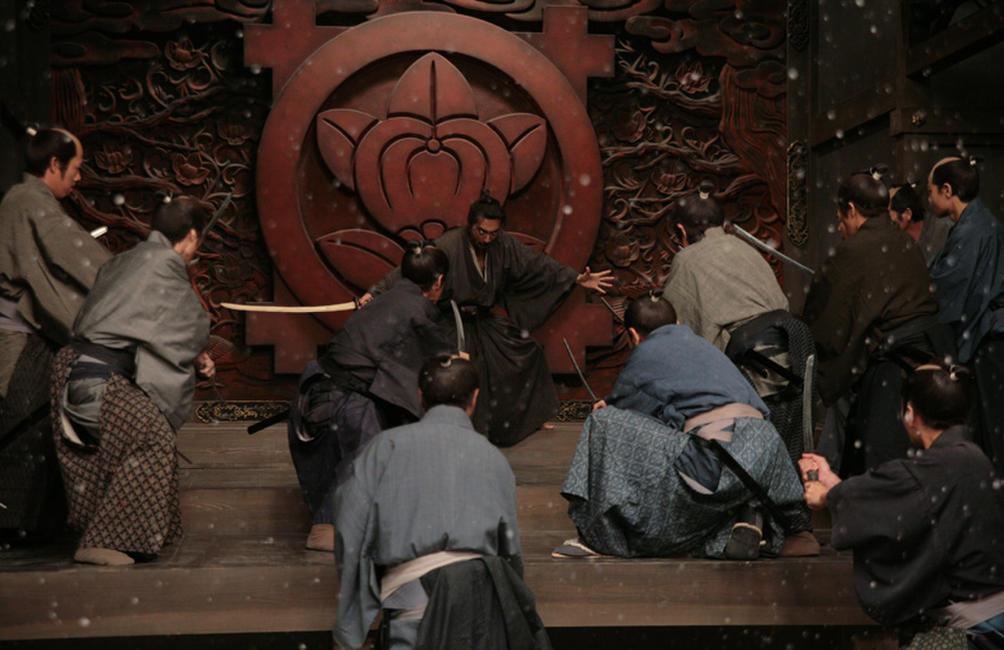 Hara-Kiri: Death of a Samurai (Ichimei) Photos + Posters