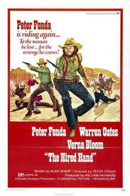 The Hired Hand/The Limey Photos + Posters