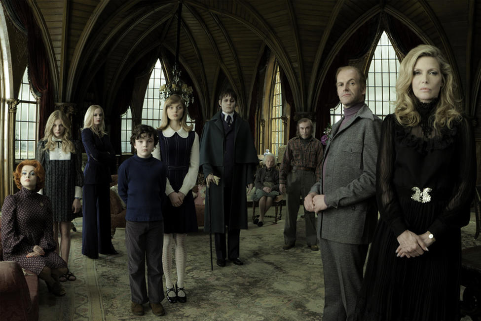 Dark Shadows Photos + Posters