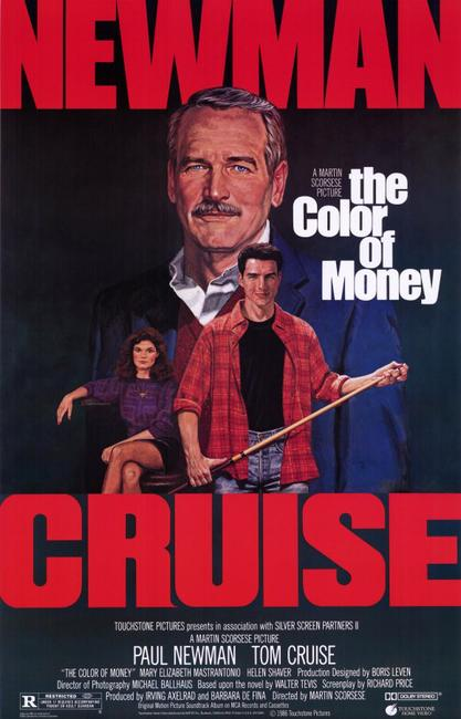 The Color of Money/Hoosiers Photos + Posters