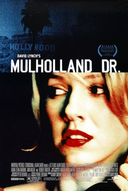 Mulholland Drive/I Touch A Red Button Man Photos + Posters