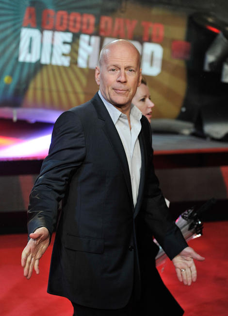A Good Day to Die Hard Special Event Photos