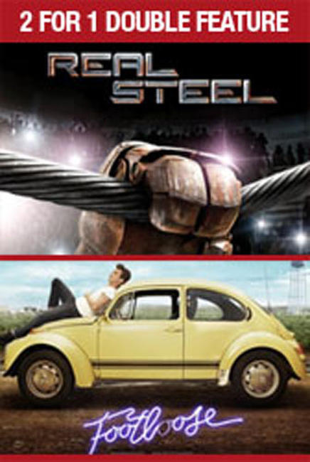 2 for 1 - Real Steel / Footloose Photos + Posters