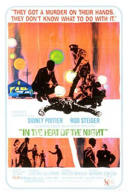 In the Heat of Night / Invasion of the Body Snatchers Photos + Posters