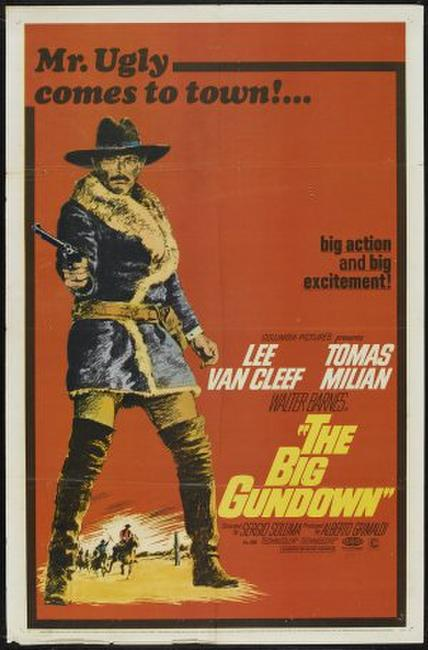 The Big Gundown / The Hills Run Red Photos + Posters