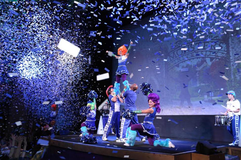 Monsters University 3D Special Event Photos