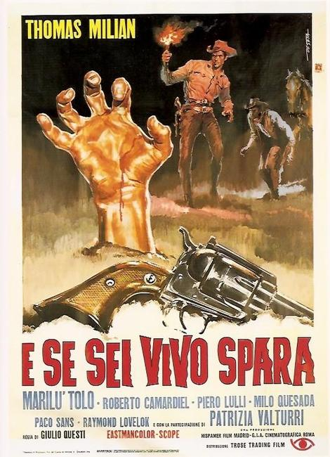 Django Kill... If You Live, Shoot! / Hellbenders Photos + Posters