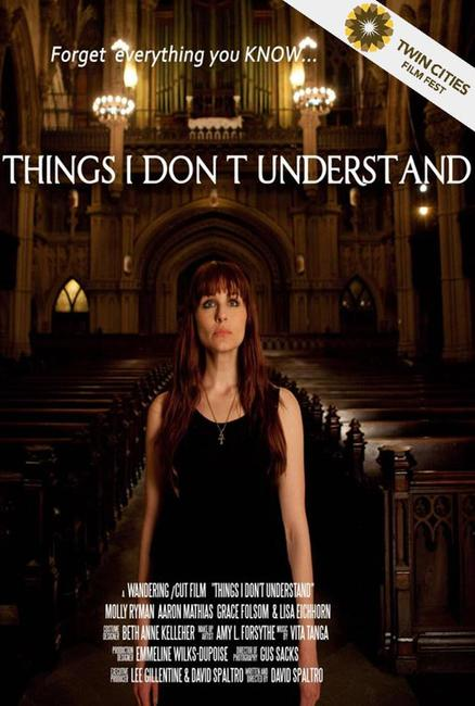 Things I Don't Understand Photos + Posters