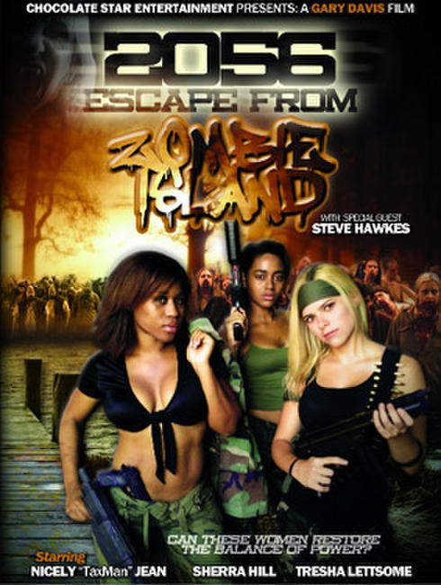 2056 Escape from Zombie Island Photos + Posters