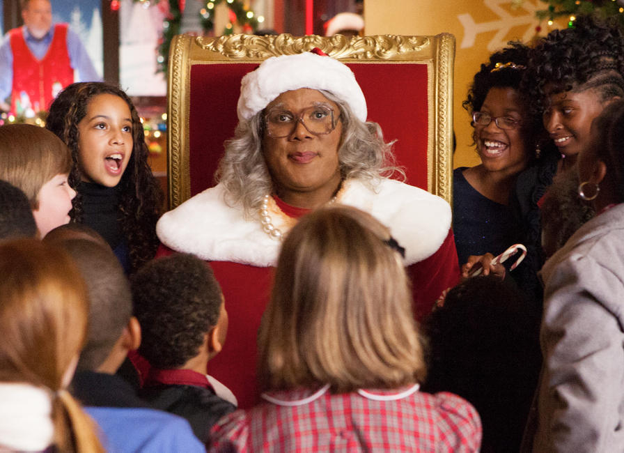 Tyler Perry's A Madea Christmas Photos + Posters