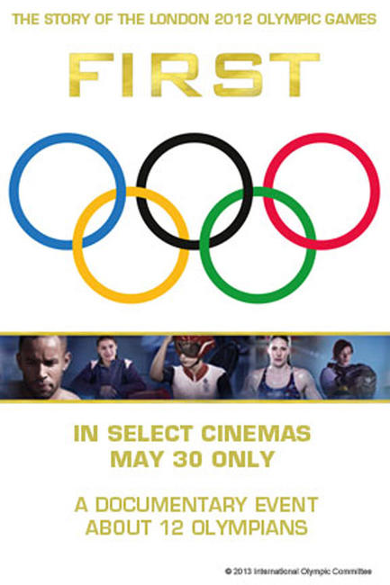 FIRST: The Story of the London 2012 Olympic Games Photos + Posters