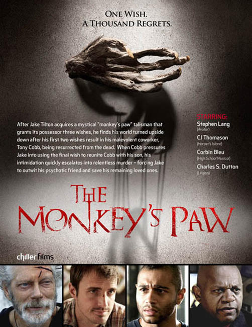 The Monkey's Paw Photos + Posters