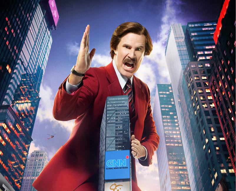 Anchorman 2: The Legend Continues (2013) Photos + Posters