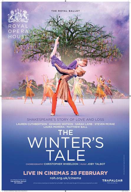 The Royal Opera House: The Winter's Tale Photos + Posters