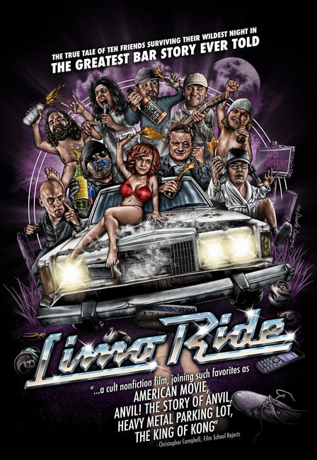 Limo Ride Photos + Posters