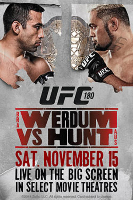 UFC 180: Werdum vs. Hunt Photos + Posters
