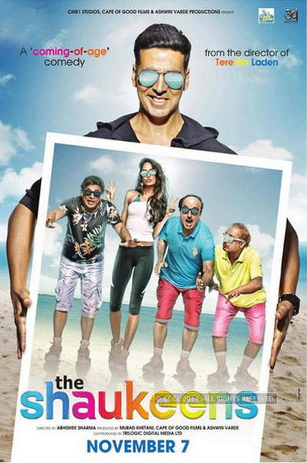 The Shaukeens Photos + Posters