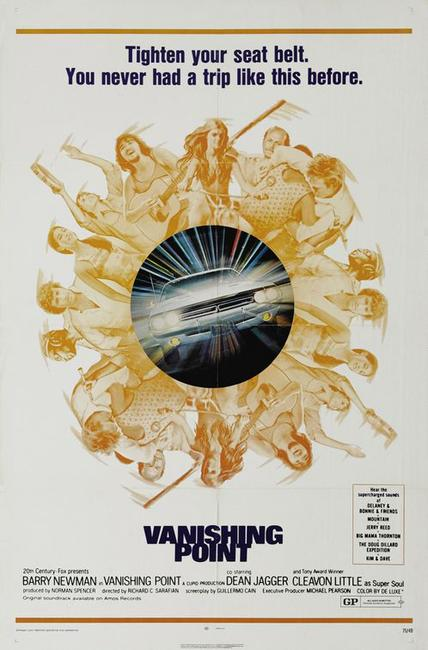 VANISHING POINT / FEAR IS THE KEY Photos + Posters