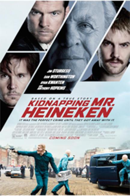 Kidnapping Mr. Heineken Photos + Posters