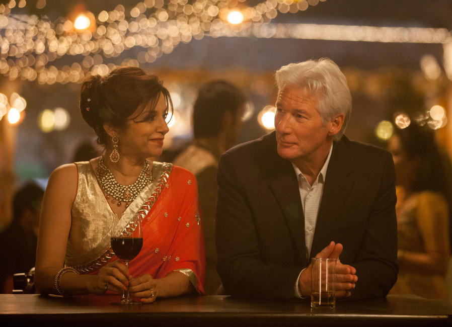 The Second Best Exotic Marigold Hotel Photos + Posters