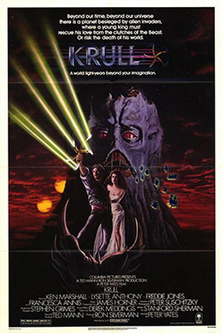 THE LAST STARFIGHTER / KRULL Photos + Posters