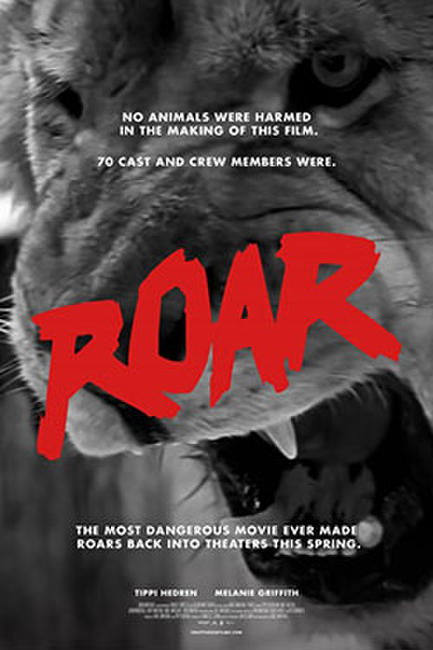 Drafthouse Films: ROAR Photos + Posters