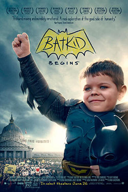 Batkid Begins Photos + Posters