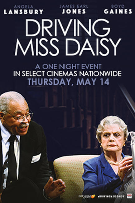 Driving Miss Daisy: On Stage Photos + Posters
