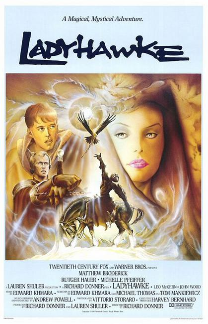 Ladyhawke/ Dragonslayer Photos + Posters