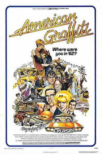 American Graffiti / The Conversation Photos + Posters