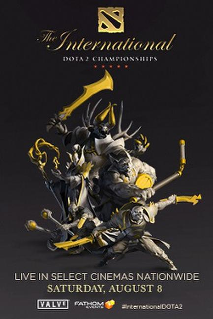 The International DOTA 2 Championship Photos + Posters