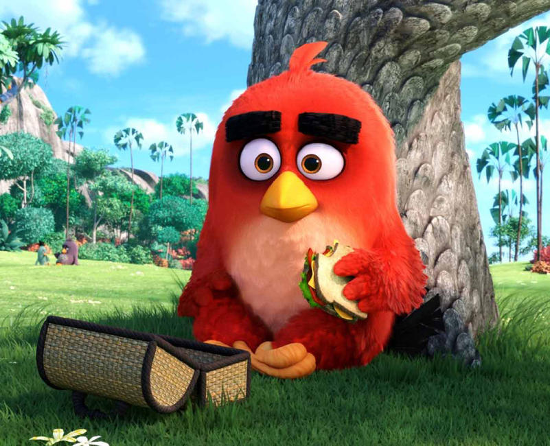 The Angry Birds Movie  Photos + Posters