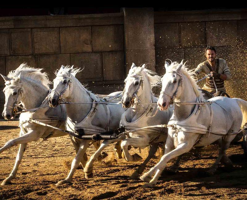 Ben-Hur (2016) Photos + Posters