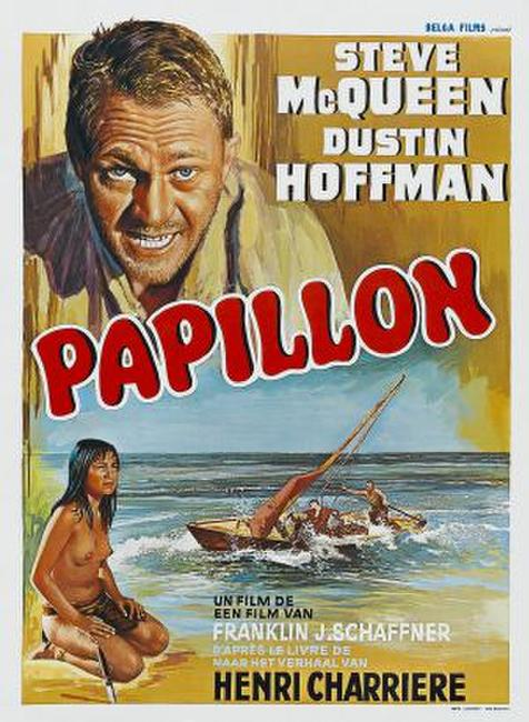Papillon (1973) Photos + Posters