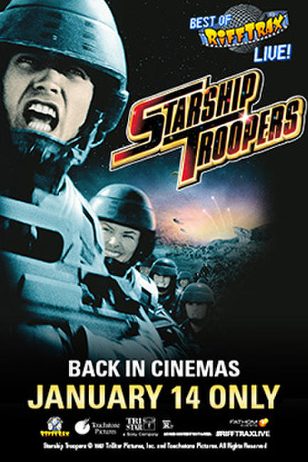Best of RiffTrax: Starship Troopers Photos + Posters