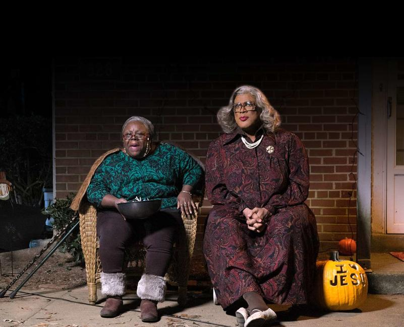Boo! A Madea Halloween Photos + Posters