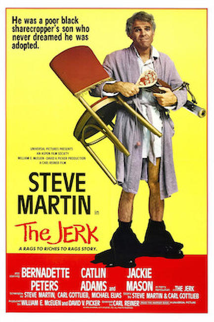 The Jerk/The Nutty Professor Photos + Posters