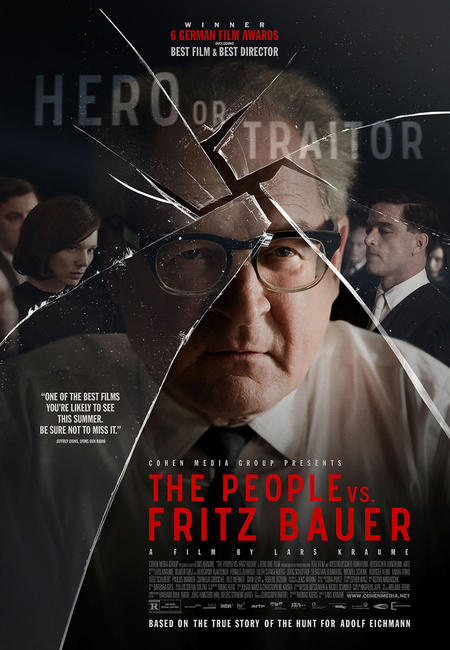 The People vs. Fritz Bauer Photos + Posters