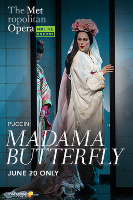 The Met Summer Encore: Madama Butterfly Photos + Posters