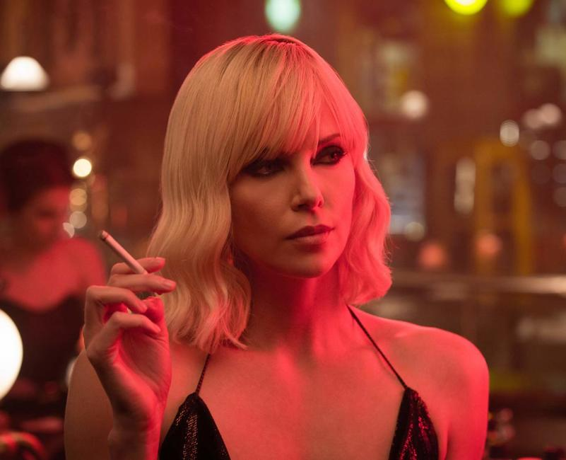 Atomic Blonde Photos + Posters