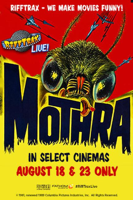 RiffTrax Live: Mothra Photos + Posters