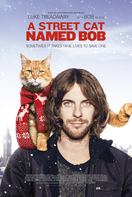 A Street Cat Named Bob Photos + Posters
