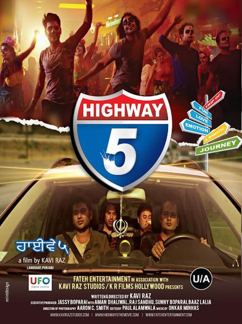 Highway 5 Photos + Posters