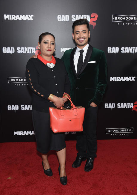 Bad Santa 2 Special Event Photos