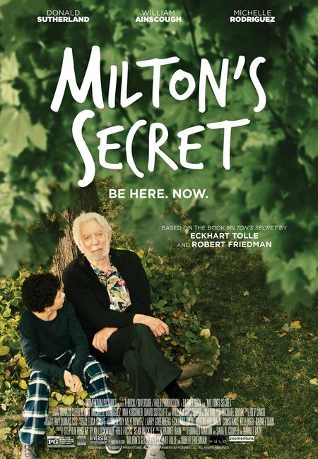 Milton's Secret Photos + Posters