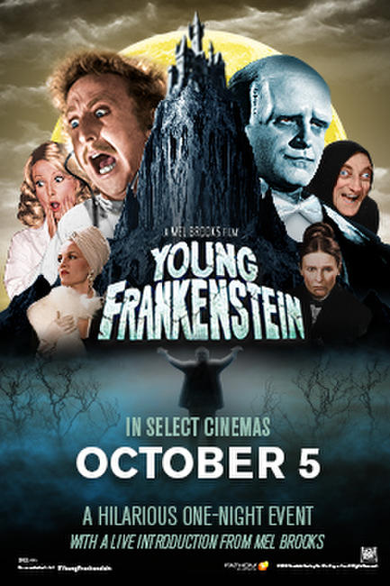 Young Frankenstein (1974) Photos + Posters