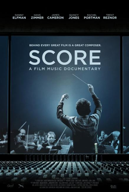 Score: A Film Music Documentary Photos + Posters