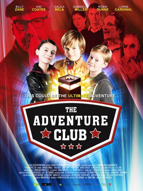 The Adventure Club Photos + Posters