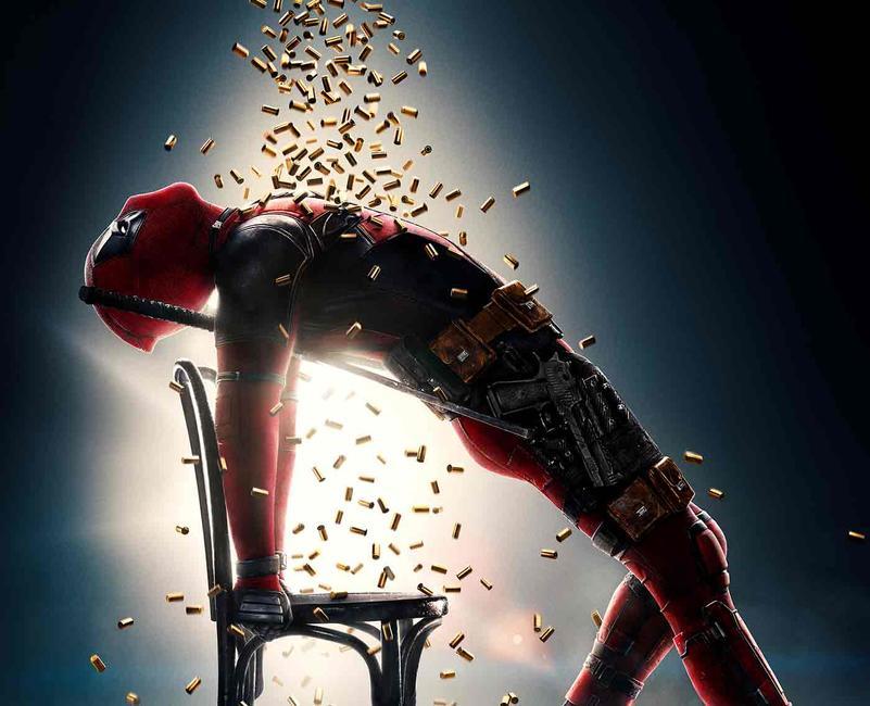 Deadpool 2 Photos + Posters